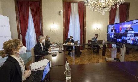 """Marlaska apoya dar un nuevo marco jurídico a Europol para convertirla en """"agencia clave para la seguridad de los europeos"""