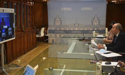 Campo destaca el compromiso de España en la protección de los adultos vulnerables en situaciones transfronterizas