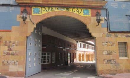 Se propone declarar la Fábrica de Gas de Oviedo Bien de Interés Cultural para evitar su destrucción