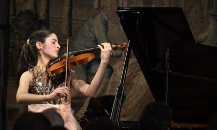 María Dueñas se alza con el Primer Premio de la '2021 Getting to Carnegie Competition'