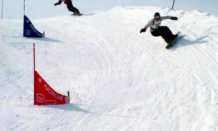 La castellonense, Queralt Castellet, a las semifinales de su especialidad, Half Pipe, en la Copa del Mundo de Snowboard.