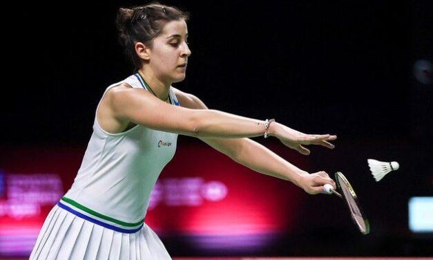 La crónica: Carolina Marín suma su primera derrota de la temporada ante la surcorena, An Se Young. Caro se clasifica como segunda de grupo para semis.