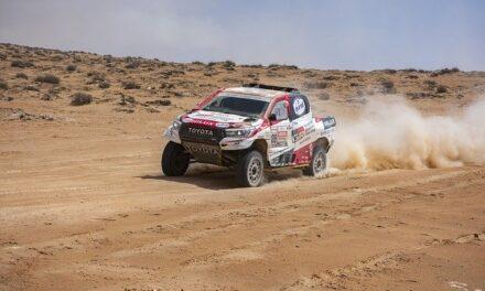 Isidre Esteve, en su próximo Dakar
