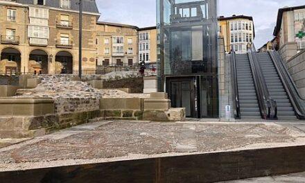 Finaliza la reforma del entorno del Memorial y Los Arquillos