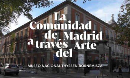 La Comunidad de Madrid a través del arte presenta lo mejor de la gastronomía, moda y naturaleza de la región