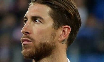 Sergio Ramos es elegido para el Equipo del Año Uefa 2020