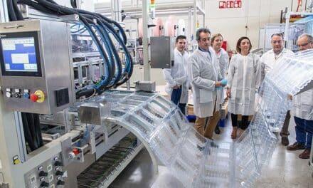 Industria financia un proyecto de eficiencia energética de Formaspack
