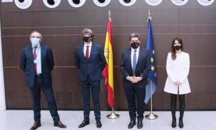 """Escrivá: """"Soria tiene las condiciones climáticas, geográficas y demográficas idóneas para ubicar el nuevo centro de datos de la Seguridad Social"""""""