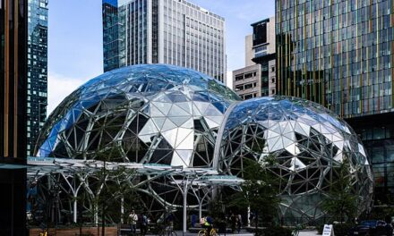 The Helix, el nuevo edificio de Amazon