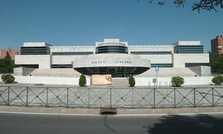 El COE conmocionado por la trágica muerte de su ex presidente, José María Echevarría.