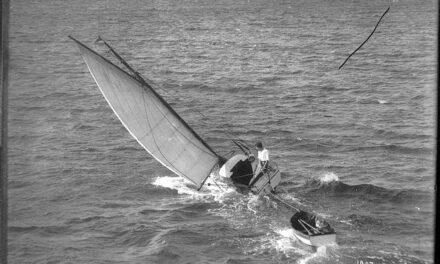 5ª MEDALLA (LOS ÁNGELES 1932). BRONCE en Vela (Monotipo Olímpico). SANTIAGO AMAT, EL GRAN PIONERO