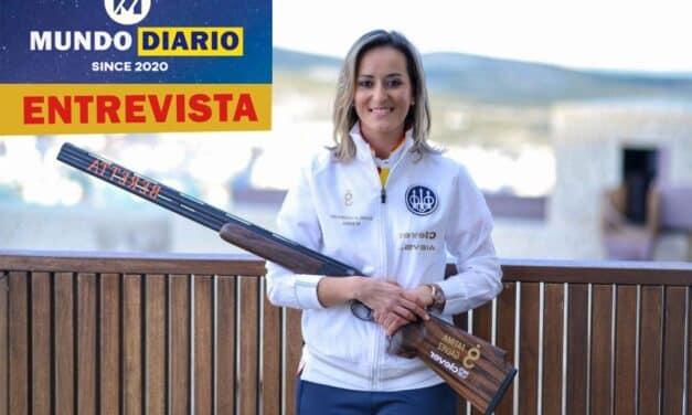 """LA ENTREVISTA: Fátima Gálvez: """"El más importante el subcampeonato del mundo de 2014 porque compartí con mi padre una medalla mundial y una plaza olímpica"""""""