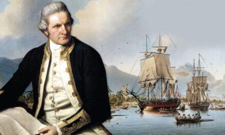 NOTICIAS CON HISTORIA: James Cook, el cartógrafo de los mares, murió el 14 de febrero