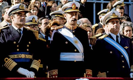 Condenados ocho represores de la dictadura en Argentina