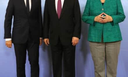 Merkel y Macron advierte a Rusia que la expulsión de diplomáticos no quedará sin consecuencias
