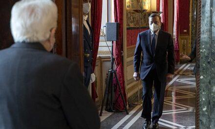 Mario Draghi es oficialmente el nuevo primer ministro de Italia y anuncia los 23 ministros que integrarán su equipo