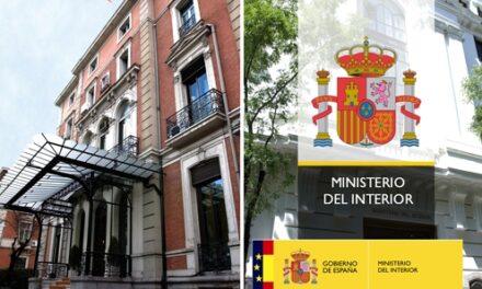 El Centro Nacional de Desaparecidos y la Oficina Nacional de Lucha contra los Delitos de Odio del Ministerio del Interior cumplen tres años