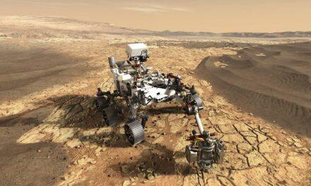 REPORTAJE: Perseverance aterriza con éxito en Marte