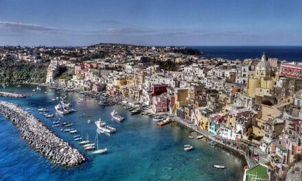 Procida, la próxima Capital Italiana de la Cultura
