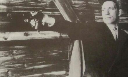 7ª MEDALLA (Helsinki 1952). PLATA en Tiro Olímpico (Pistola 50 metros) EL GRAN INSPECTOR