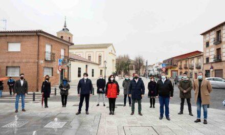 Díaz Ayuso visita Humanes de Madrid y Cubas de la Sagra, donde la Comunidad ha destinado 6 MILLONES del Plan de Inversión Regional