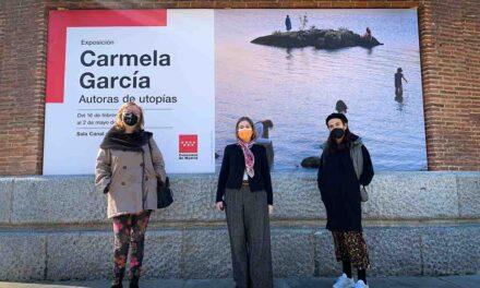 La Comunidad de Madrid dedica una exposición a Carmela García, Premio de Fotografía 2019
