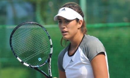 Muguruza continua con buenas sensaciones y se mete en tercera ronda del Open de AUSTRALIA.