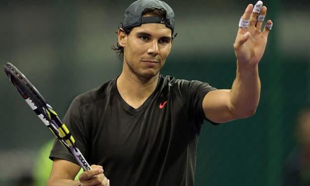 Nadal se mete en Octavos de Final del Open de Australia sin ceder un sólo set.