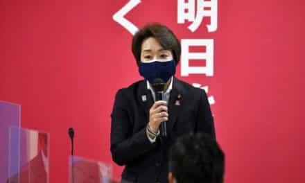 Seiko Hashimoto, presidenta de Tokio 2020: » Toda mi vida he estado vinculada a las olimpiadas»