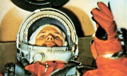 La difícil vida de Yuri Gagarin