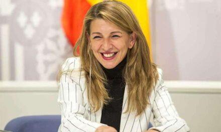 Díaz y el viceprimer ministro belga acuerdan impulsar un grupo de trabajo para promover la propuesta de directiva de Salario Mínimo europeo