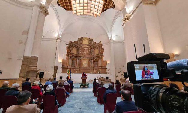 Begoña García destaca la creación del Museo de Arte Contemporáneo de Fregenal de la Sierra como revitalizante cultural y económico contra la despoblación