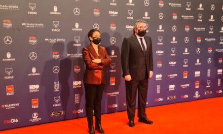 El ministro de Cultura y Deporte muestra su apoyo a los Premios Feroz