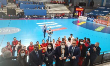 """Rodríguez Uribes: """"Enhorabuena por esta victoria tan importante, sé lo duro que habéis trabajado para estar aquí y merecíais esta plaza olímpica"""""""
