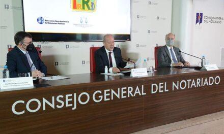 Campo apela a la cooperación jurídica internacional con Iberoamérica en la lucha contra la impunidad