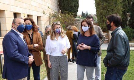 La ministra Díaz y la presidenta Armengol abordan en Baleares las problemáticas de las camareras de piso