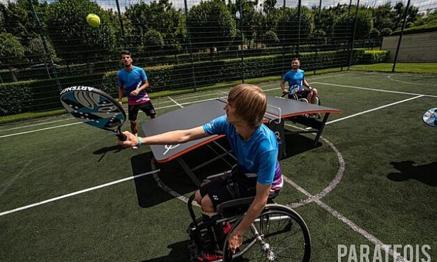 Los mejores atletas ciegos buscan en Gandía la marca mínima para disputar los Juegos Paralímpicos de Tokio