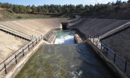 Trasvase Tajo-Segura: finalizan las obras de reparación en el embalse de La Bujeda
