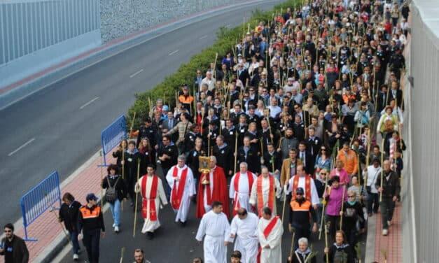Ayuntamiento de Alicante y Cabildo hacen oficial la suspensión de la Romería de la Santa Faz este año 2021
