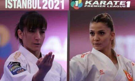 La número 1, Sandra Sánchez, mantiene el nivel esperado tras un año sin competir de manera internacional: El domingo, primera final en la Premier ante la anfitriona, Dilara Bozan.