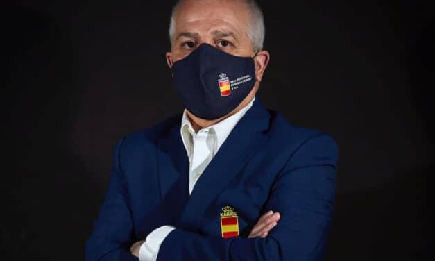 Antonio Marqueño, presidente de la RFEK: «Nuestra Federación ha obtenido 100% en transparencia. El deporte no somos un problema, somos la solución».