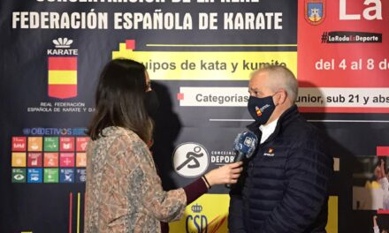 La selección española de Kárate cargada de ilusión volverá a competir a nivel internacional en la Premier de Estambul