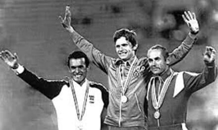 16ª MEDALLA (Moscú 1980). PLATA en Atletismo (50 km Marcha) LA MARCHA ABRE EL CAMINO DE LAS MEDALLAS EN ATLETISMO