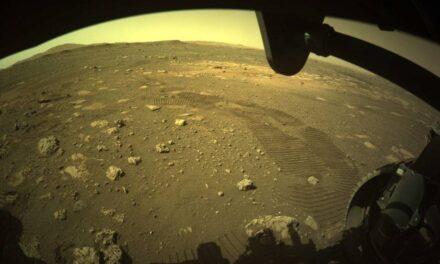 Las nuevas fotos de Marte que proyecta el Perseverance
