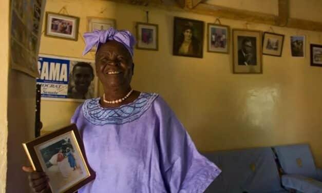 Con 99 años muere en Kenia Sarah Obama, esposa del abuelo del expresidente de EEUU Barack Obama