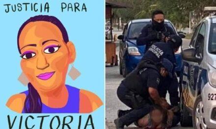 Asesinato de una mujer salvadoreña, sometida por policías de manera similar a George Floyd, conmociona a México