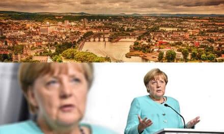 "Angela Merkel: ""estamos viviendo la fase más peligrosa de la pandemia""."