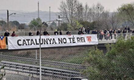 Última Hora: Protestas por la visita del rey de España a la planta de Seat en Barcelona