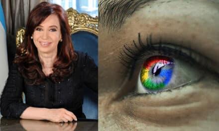 Cristina Fernández de Kirchner y su demanda contra Google.