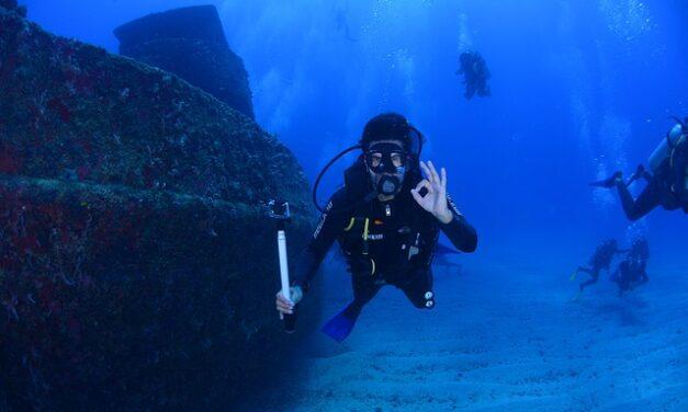 Rescatan nuevos objetos  del barco que se hundió con los mármoles del Partenón